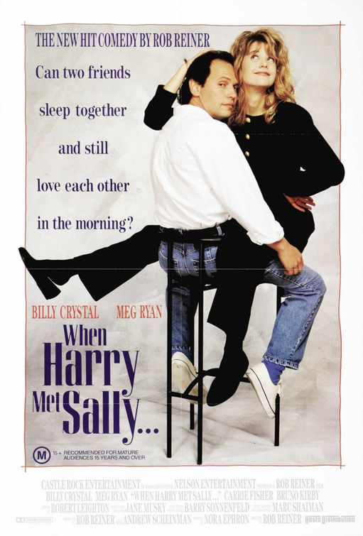 When Harry Met Sally... When Harry Met Sally - Movie Poster