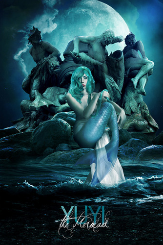 Who doesn't LUV Mermaids?