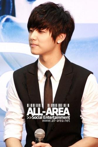 Will tu registrarse my Kang Min Hyuk Spot?