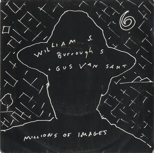 William S Burroughs Elvis Of Letters