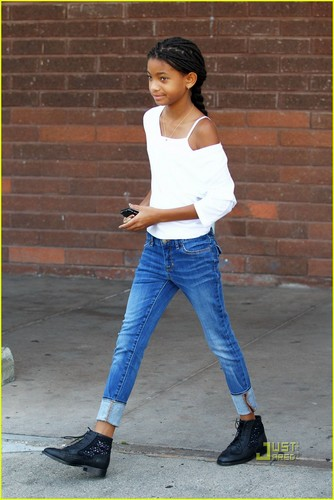 Willow Smith: Hard Work Pays Off!