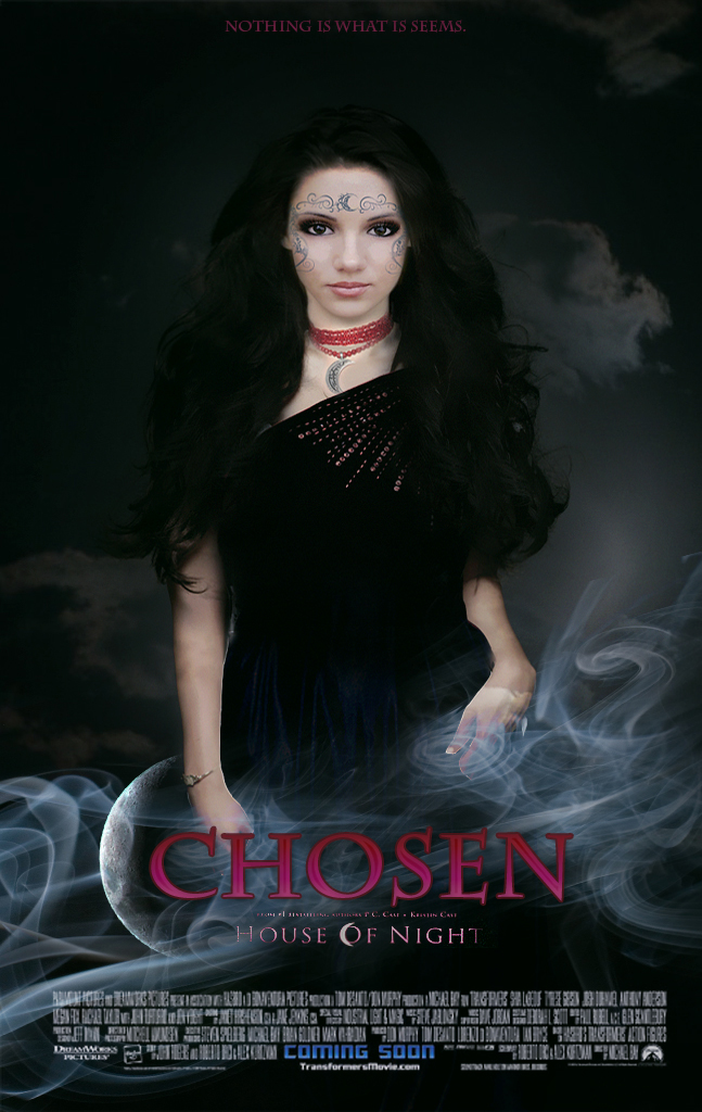 Zoey redbird house of night series fan art 24322282 for Housse of night