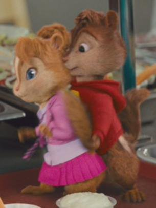 Alvin and the Chipmunks 2 images alvin and brittany ...