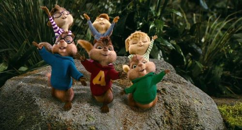 alvin and the chipmunks chip-wrecked