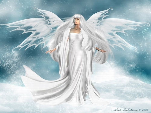 Angels wallpaper titled Angel Of Hope