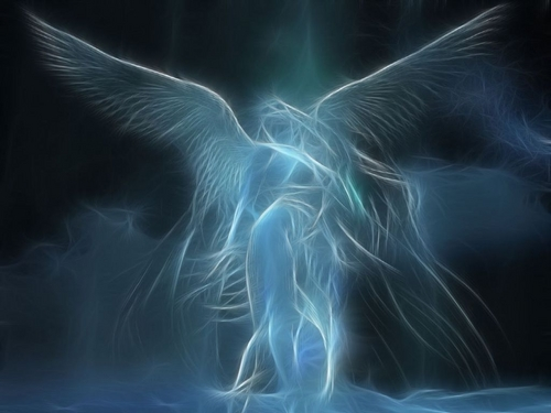 Angels wallpaper titled Guiding Light