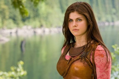 Percy Jackson Girls वॉलपेपर possibly containing a portrait entitled annabeth