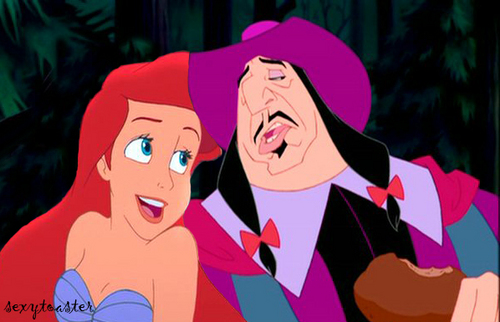 ariel and ratcliffe