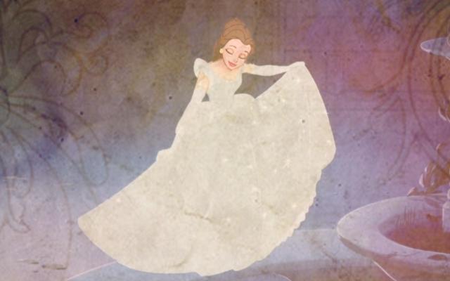 belle as シンデレラ
