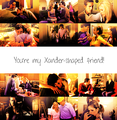 buffy/xander
