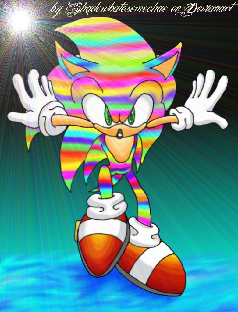 SONIC MEETS RAINBOW DASH! (Sonic Comic Dub Animations