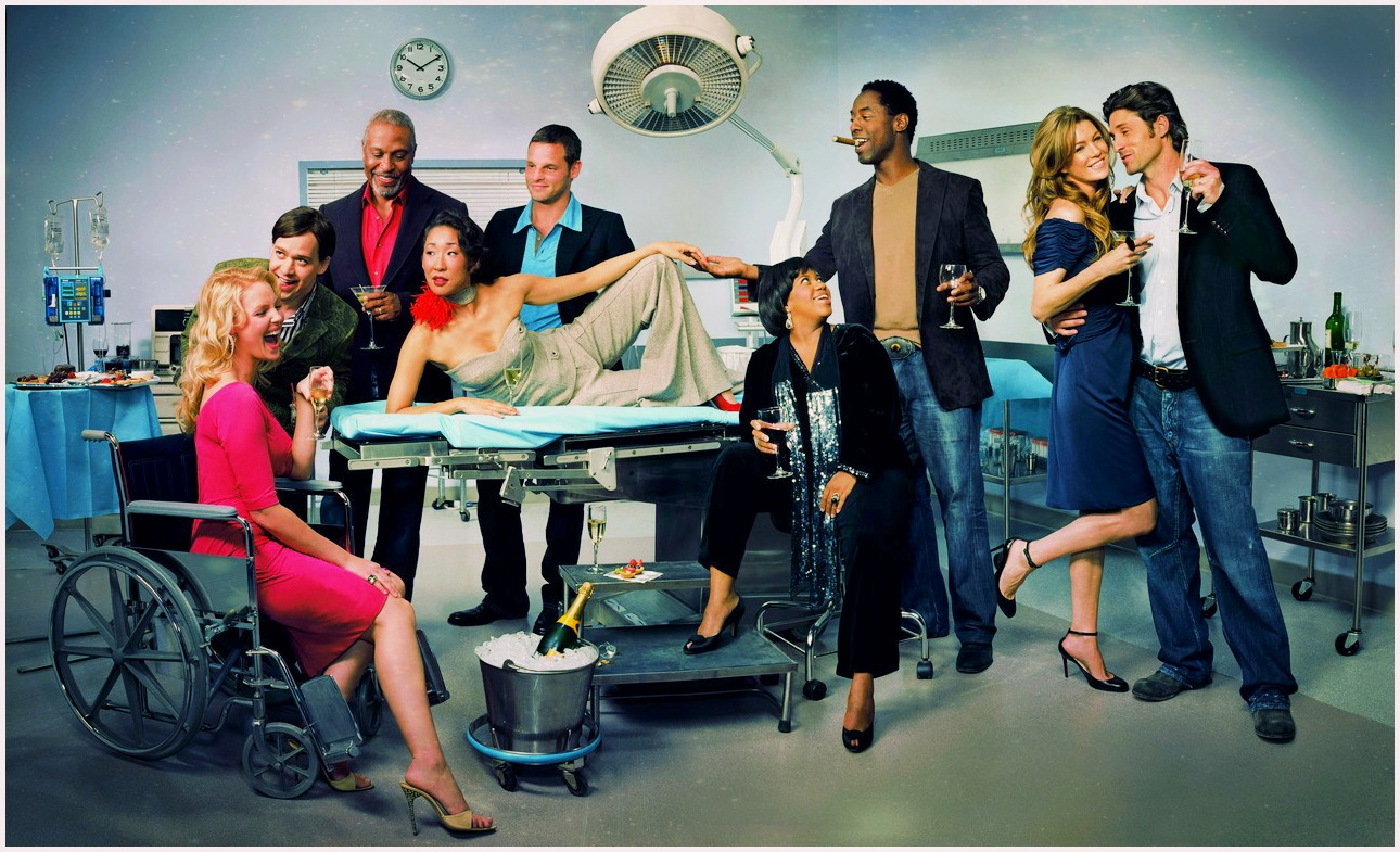 ga - Grey's Anatomy Fan Art (24384365) - Fanpop