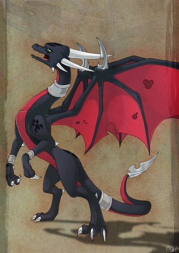 grown cynder