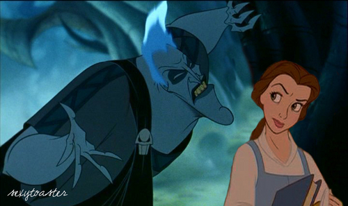 hades and belle
