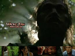 horror movies-wrong turn