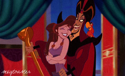 jafar and meg