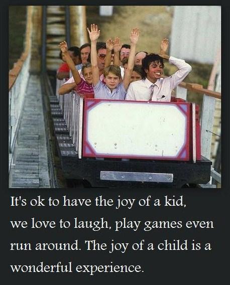 joy of a child