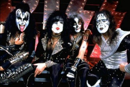 KISS wallpaper titled kiss 1996