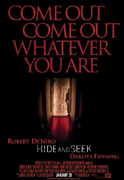 Hide And Seek Images Movie Poster Wallpaper Background Photos