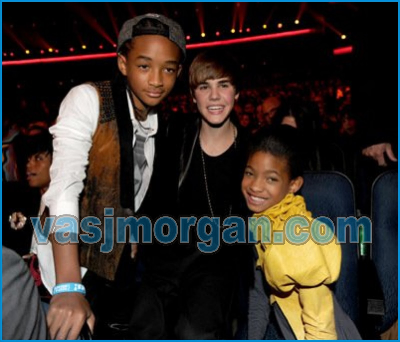 Jaden Smith And Justin Bieber