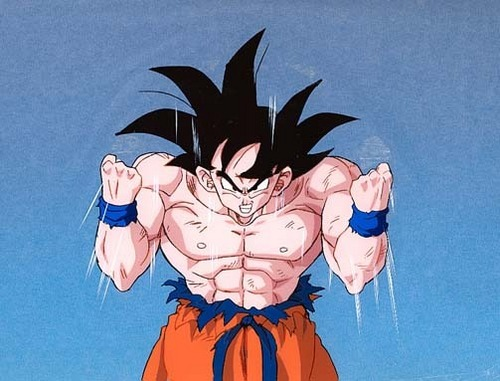 Micketo images normal goku wallpaper and background photos ...