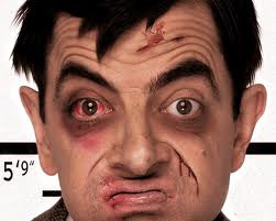 oopsssssssss - mr-bean Photo