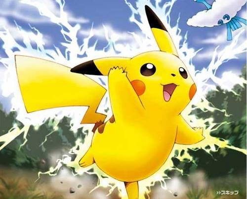 pika pika Pikachu xD