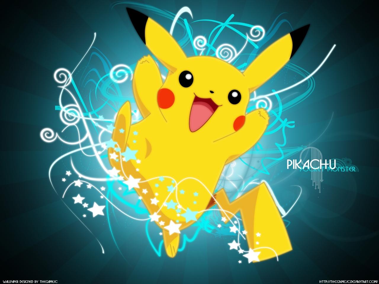 Pokémon pikachu