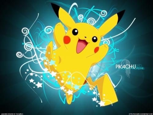 pikachu<33