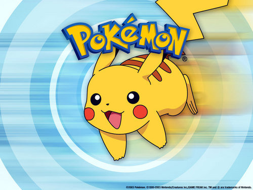 pikachu nee xD - pokemon Wallpaper