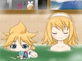 rin and len - cute99 photo