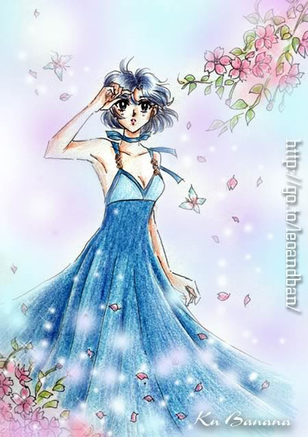 sailor Mercury Princess