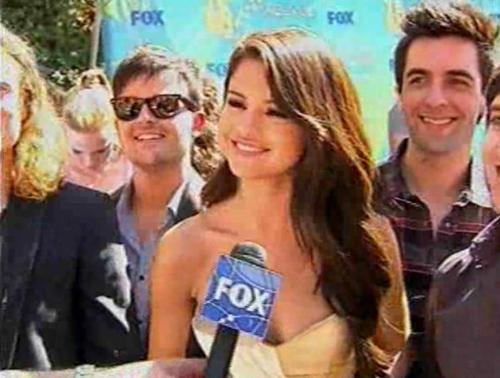 selena at the tca
