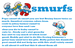 smurf poem - the-smurfs icon