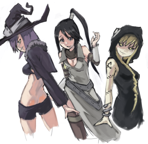 soul eater wallpaper possibly with animê titled soul eater