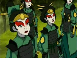 Pin by Victoria Bowden on Cosplay Avatar Kyoshi warrior