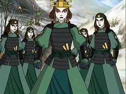 the kyoshi warriors