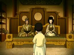 toph & hers parents