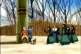 warriors of kyoshi
