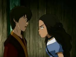 zuko and katara