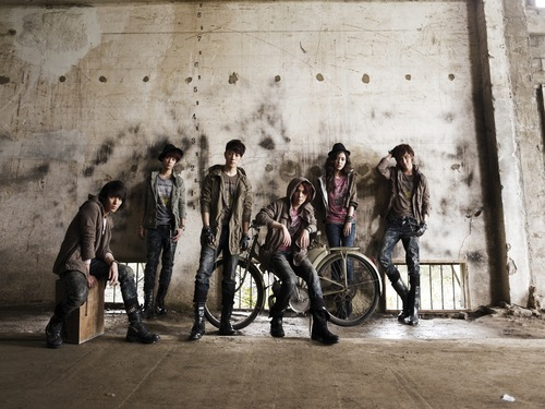 F.T. Island wallpaper with a cycling, a bicycling, and a mountain bike called <3 F.T.ISLAND <3