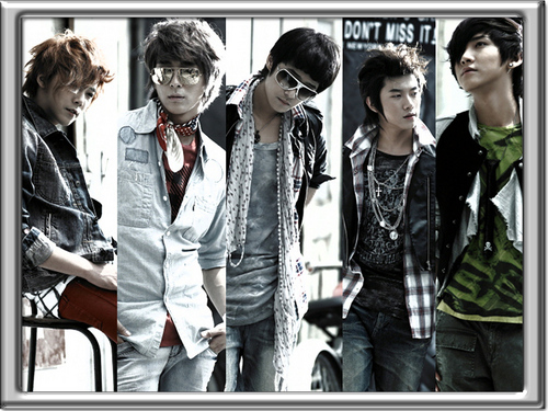 F.T. Island wallpaper with a well dressed person and a business suit entitled <3 F.T.ISLAND <3