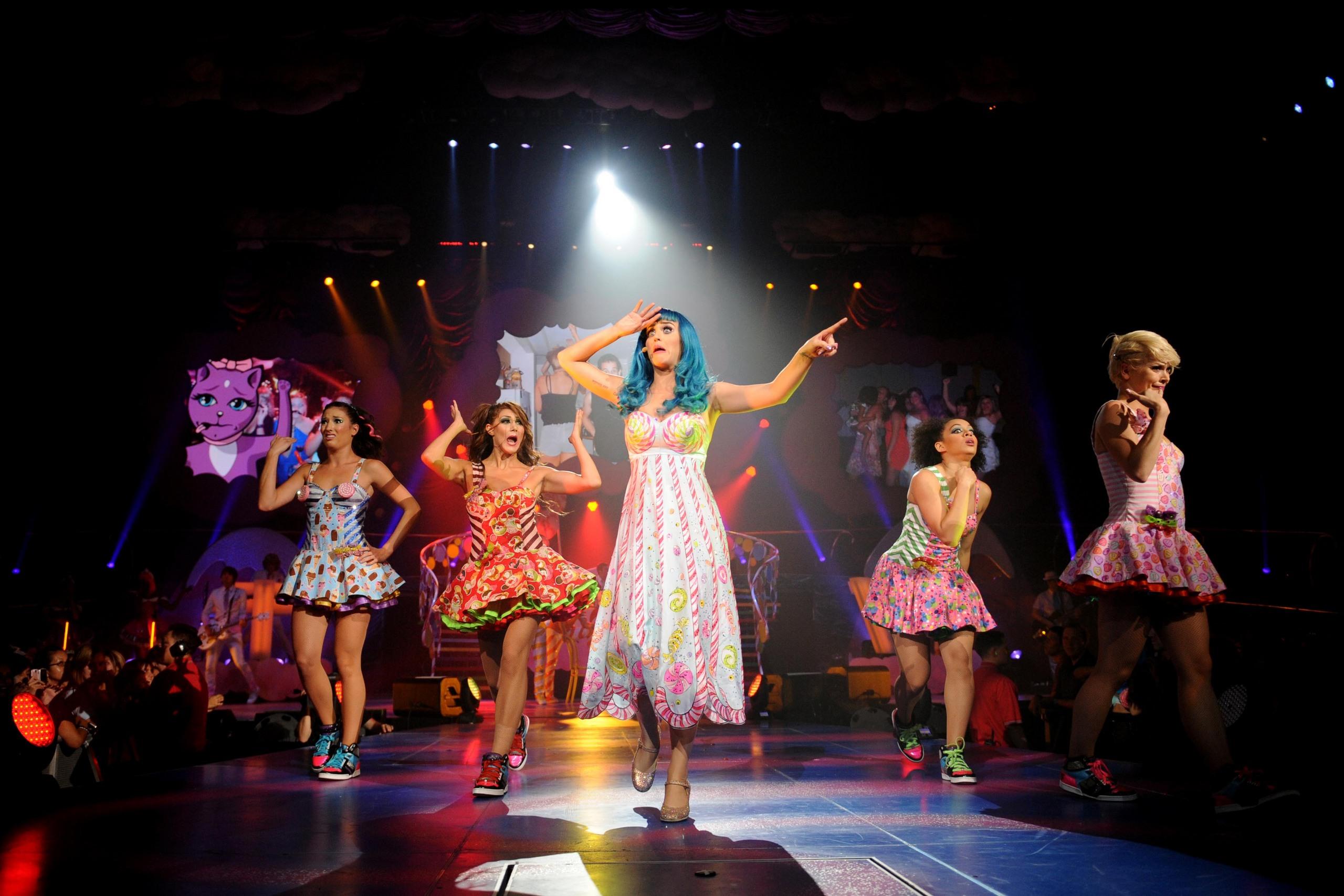 """""""California Dreams Tour 2011""""  LA 05 08 2011"""
