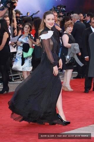 'Cowboys and Aliens' Londres Premiere [August 11, 2011]