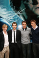 'Harry Potter and the Half-Blood Prince' London Photocall - the-guys-of-harry-potter photo