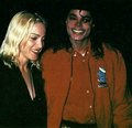 ⋆ MIke & Madonna ⋆ - michael-jackson photo