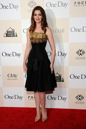 """One Day"" New York Premiere"