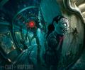 'The Sisters' ~ Jhonen Vasquez's BioShock 2 Poster
