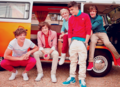 1D = Heartthrobs (Enternal amor 4 1D) What Makes U Beautiful Video!! 100% Real ♥