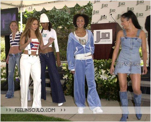 2001 J.Lo by Jennifer Lopez